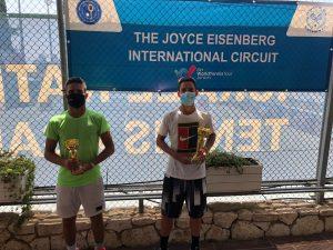 רון אלוק ומאיה בצלאל זכו ב-ITF ברמת השרון