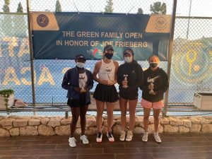 רון אלוק וליאם עובד זכו ב-ITF ברמת השרון