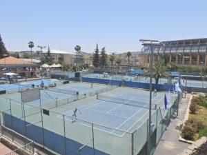 פיוצ'ר ירושלים יוצא לדרך עם בכירי הטניסאים והטניסאיות בישראל